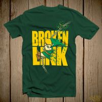 Broken Link T-shirt by C0y0te7