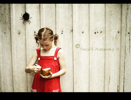 Little Miss Muffet by Teeslpscreations