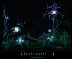 Ornamental 1 Color by Dhuaine