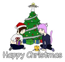 Christmas 2011 by Forced-enjoyment