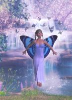 Butterfly Fairy by Chris10