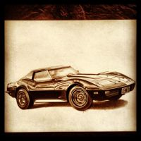 73 stingray by scorpiomega22
