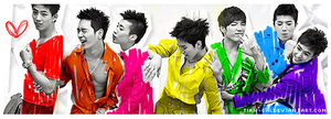 2pm Banner by tian-cai