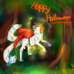 Little Red Wolf (Halloween SS) by ChihiroRabbitHeart
