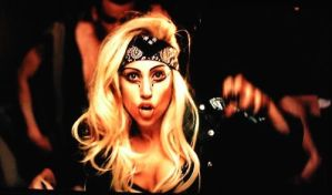 Lady Gaga Judas Video Pic by HausofDye