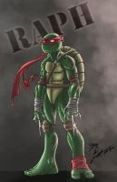 FOO's Raph by G-Chris