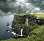 Inminent Storm Mattepainting by cestnms