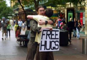 free hugs. by theMODEL-misfit
