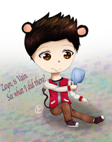 Zayn the Lion by Rin-luver