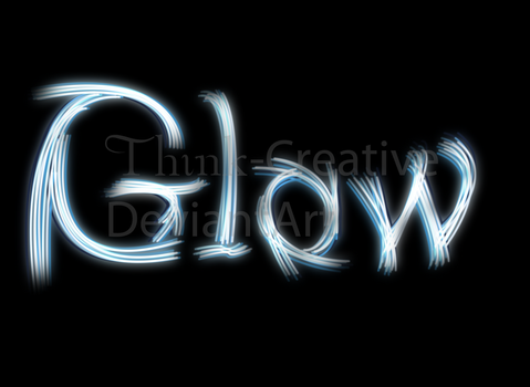 Glow with the flow by Think-Creative