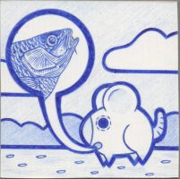 ball point fish by ratt136