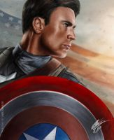 The first avenger by IronHard