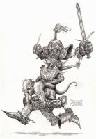 Goblin Thieves by Loren86
