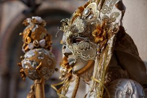 Venice - Carneval 2010 - II by coloured-dreams