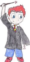 HP: Ron Weasley by Malion