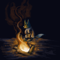 Fire by OCEANSCENTED