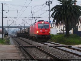 Santarem Sander Train 150111 by Comboio-Bolt