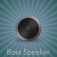 Bass Speaker by cruzerDESIGN