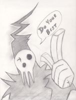 Shinigami says... by Tailef