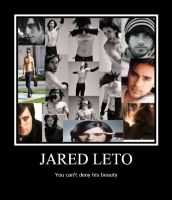 Jared Leto Poster by Scoric