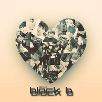 BLOCK B HEART by BadMinz