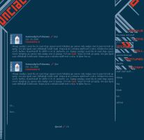 Oncial Layout 11 A by glue