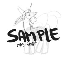 Sample + Ask. by MAD-Adopt