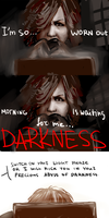 DARKNESS by Aivelin