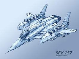 SFV-157 by TheXHS