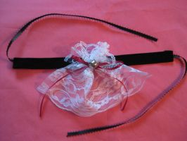 Simple Cravat Choker by mad-hatter-inc