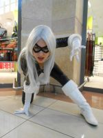 In the mall! by SajikaCosplay