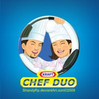 Kraft: Chef Duo... by ShandyRp