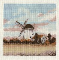 Windmill by lovebiser