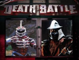 DEATH BATTLE Wishlist No.5 by IronBloodAika