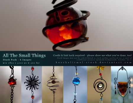 All the small things by kuschelirmel-stock