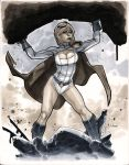 Power Girl - Comic Con Paris 2012 by MahmudAsrar