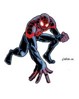Ultimate Spider-Man by lav2k