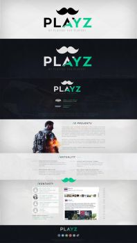PLAYZ.CZ - BY PLAYERS FOR PLAYERS by Ingnition
