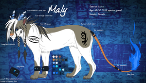 Maly 2012 ref by dNiseb