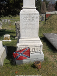 Confederate Navy grave by seeker-of-revelation