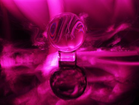 Crystal ball by Sues4958