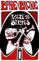 White Stripes Poster Concept by Lolzards