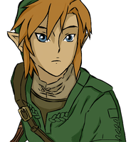 Link Twilight Princess Generation by Alkoi