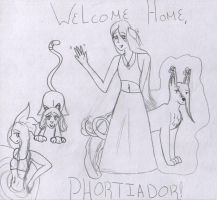 Welcome Home by Avalon-San