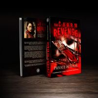 The Charm of Revenge book cover prev2 by Sidiuss