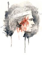 The Hollow Crown by Nachan