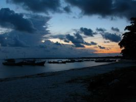Subuh In Belitung by fuckharee07