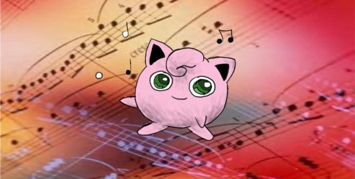 Jigglypuff in color by gogitolka