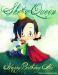 The Shota Queen by Thiefoworld