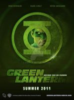 Green Lantern by oroster